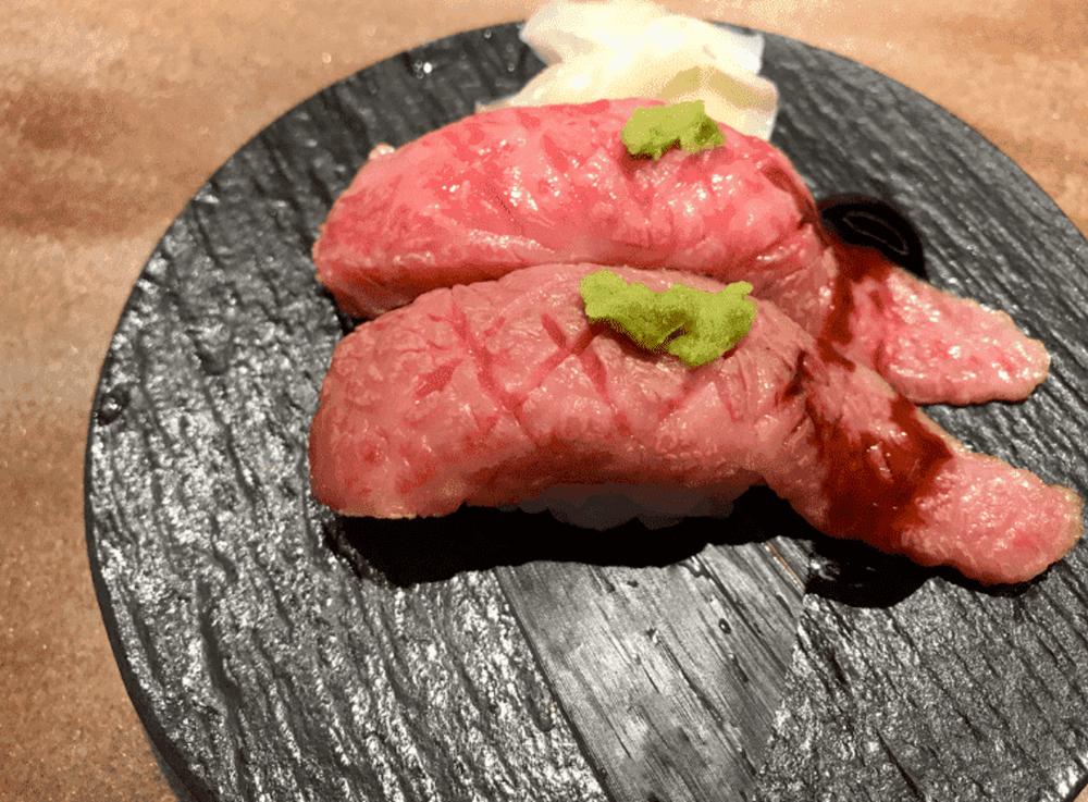 サーロイン 寿司